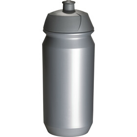 Tacx Shiva Drinking Bottle 500ml, silver